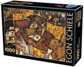 Puzzle Město
