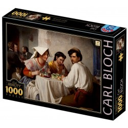 Puzzle V římské Osterii