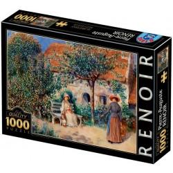 Puzzle V Bretani