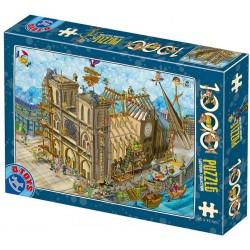Puzzle Notre Dame