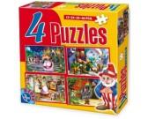 Puzzle Naše pohádky - DĚTSKÉ PUZZLE