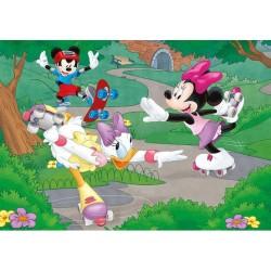 Puzzle Minnie sportuje - DĚTSKÉ PUZZLE