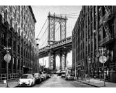 Puzzle Ulice Manhattanu