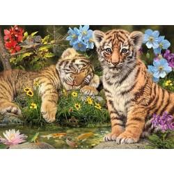 Puzzle Tygříci