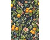 Puzzle Pomerančové květy
