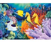 Puzzle Život pod mořem - SVÍTÍCÍ PUZZLE