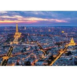 Puzzle Paříž v noci - SVÍTÍCÍ PUZZLE