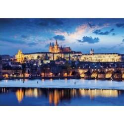 Puzzle Pražský hrad - SVÍTÍCÍ PUZZLE