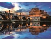 Puzzle Andělský hrad - SVÍTÍCÍ PUZZLE