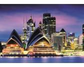 Puzzle Opera v Sydney - SVÍTÍCÍ PUZZLE
