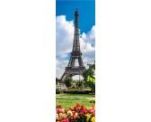 Puzzle Eiffelova věž na jaře - VERTIKÁLNÍ PUZZLE