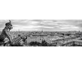 Puzzle Chrlič v Paříži - PANORAMATICKÉ PUZZLE