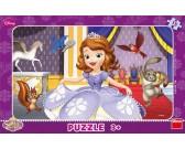 Puzzle Princezna Sofie I. - DESKOVÉ PUZZLE