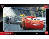 Puzzle Cars 3 - DESKOVÉ PUZZLE