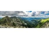Puzzle Vysoko v horách - PANORAMATICKÉ PUZZLE