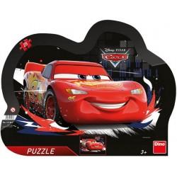 Puzzle Cars - Souboj - DESKOVÉ PUZZLE