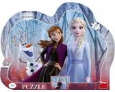 Puzzle Ledové království - KONTURA PUZZLE