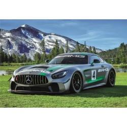 Puzzle Mercedes AMG GT - DĚTSKÉ PUZZLE