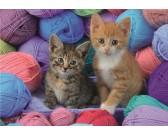 Puzzle Kočičky - DĚTSKÉ PUZZLE