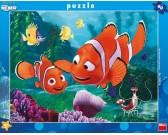 Puzzle Nemo v bezpečí - DESKOVÉ PUZZLE