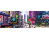 Puzzle Times Square - PANORAMATICKÉ PUZZLE
