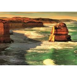 Puzzle Great Ocean Road, Austrálie