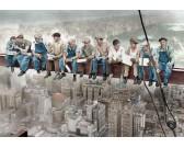 Puzzle Snídaně v New Yorku