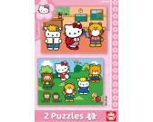 Puzzle Hello Kitty - DĚTSKÉ PUZZLE