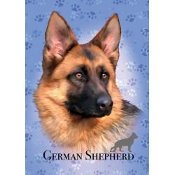 Puzzle Německý ovčák - MINI PUZZLE