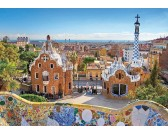 Puzzle Pohled na park Guell
