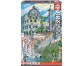 Puzzle Řím - MINI PUZZLE