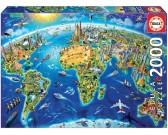 Puzzle Bohatství Země