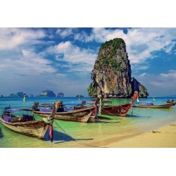 Puzzle Ostrov Krabi, Thajsko