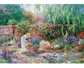 Puzzle Krásná zahrada - XXL PUZZLE