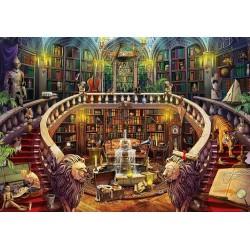 Puzzle Fascinující knihovna