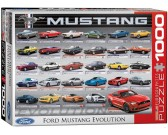 Puzzle Ford Mustang
