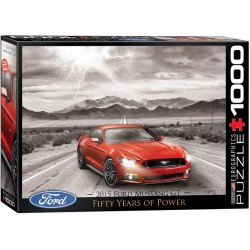 Puzzle Ford Mustang GT