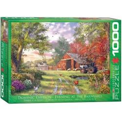Puzzle Dvorek