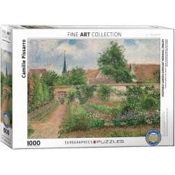 Puzzle Venkovská zahrada