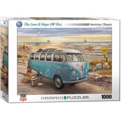 Puzzle Volkswagen bus
