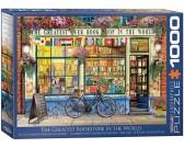Puzzle Nejlepší knihkupectví na světě