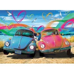 Puzzle Beetle love