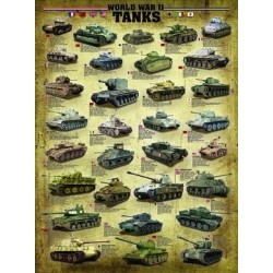Puzzle Tanky