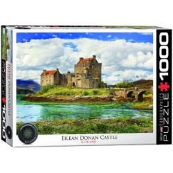 Puzzle Eilean Donan, Skotsko