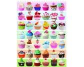 Puzzle Cupcakes