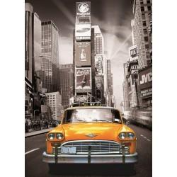 Puzzle Taxi v New Yorku