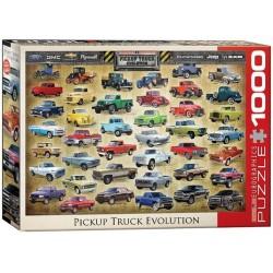 Puzzle Pickup - vývoj v čase