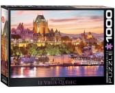 Puzzle Le Vieux-Québec