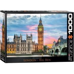 Puzzle Big Ben, Londýn