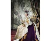 Puzzle Královna Alžběta II.